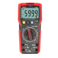 优利德(UNI-T)UT89XD NCV数字万用表 LED测量