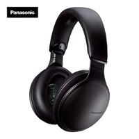 Panasonic 松下 HD605 无线蓝牙降噪耳机 黑色 头戴式