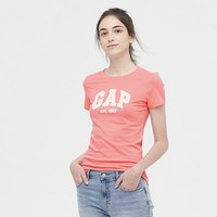 Gap 盖璞 574878 女士短袖T恤
