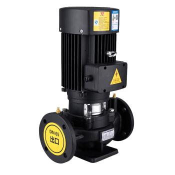 开利 ISG100-160-4P 立式管道离心泵 380V 功率2.2KW 流量50 扬程8m 口径4寸