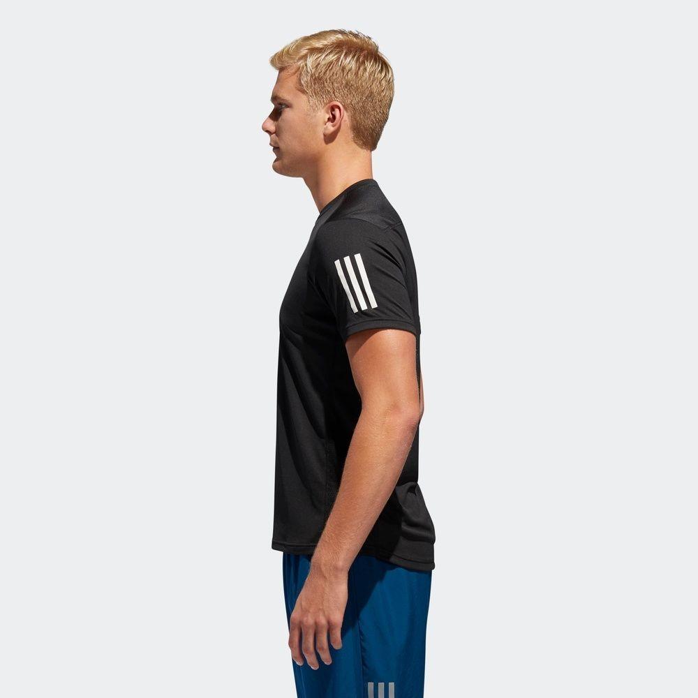 Adidas DX1312 男士运动短袖T恤