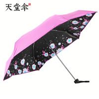 夏日防晒你需要一把合适的伞——WPC弯钩柄晴雨伞使用体验