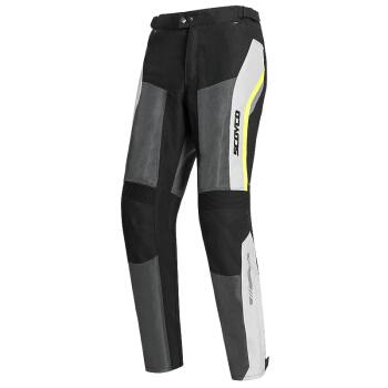 SCOYCO 赛羽 P065 摩托车夏季骑行裤 荧光黄 XL