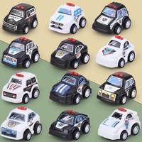 移动专享:奇尔飞煌 儿童惯性回力玩具车 12只装