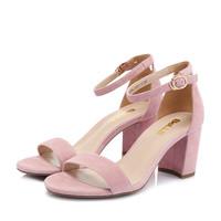 限尺码:BELLE 百丽 BPFB6BL8O 女士凉鞋