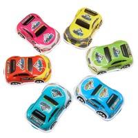 移动专享:巴伦乐  迷你回力惯性小汽车 12只装  颜色随机