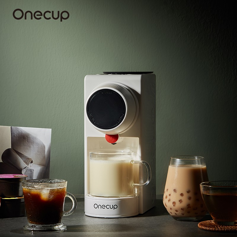 Onecup Mini One KD03-Y1W 胶囊咖啡机
