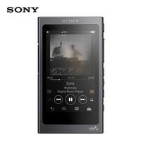 索尼(SONY)Hi-Res高解析度无损降噪音乐播放器16GB 含耳机 NW-A45HN(灰黑)