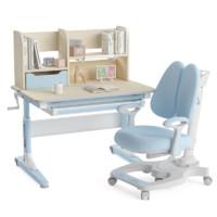 黑白调 HZH020024UT 小户型儿童学习桌椅套装