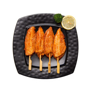 HUADU FOODSTUFF 华都食品 川香鸡柳 960g/袋 调味鸡胸肉 烧烤食材 鸡肉串 鸡肉 鸡胸肉 健身鸡肉