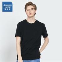 JEANSWEST 真维斯 男士短袖T恤 多色可选