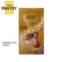 Lindt 瑞士莲 混合4味巧克力软心球 125g *5件