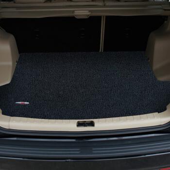 3M 除甲醛功能系列丝圈后备箱垫 奥迪A6L/A4L宝马5系6系途观速腾思域雅阁尾箱垫 专车定制 顺丰包邮 魅力黑