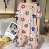 Xianzhiyi 仙之仪 SDR短 女士短袖短裤睡衣