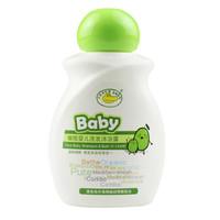 croco baby 鳄鱼宝宝 CrocoBaby)婴儿橄榄洗发沐浴露100g 儿童 成人 婴儿洗发水沐浴乳二合一