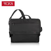 京东PLUS会员:TUMI 途明 Alpha系列 026201D2 男士商务单肩手提包