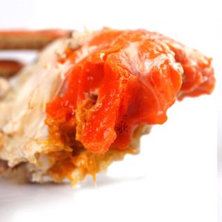 姑苏渔歌 大闸蟹礼券3988型 公蟹5.0两/只 母蟹3.5两/只 4对8只螃蟹 海鲜水产