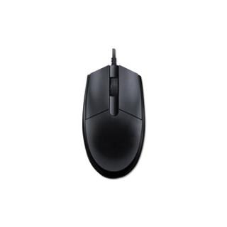 酷米索(KUMISUO)键鼠套装 有线键盘鼠标套装 办公 笔记本电脑台式家用 USB 黑色 KBM-L-001