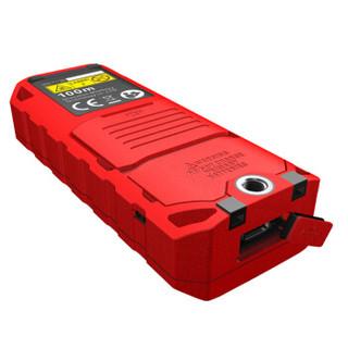 迈测(MiLESEEY) S2激光测距仪蓝牙版50米高精度红外线测量仪户外手持充电式电子尺量房尺神器一键出CAD图