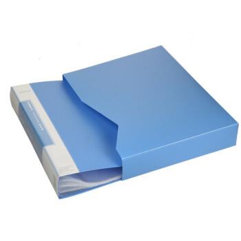 三木 SUNWOOD A4.80页经济型加外壳资料册  大包装24个/箱   蓝色  CBEA-80-1
