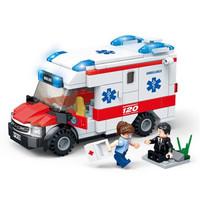 移动专享:GUDI 古迪 消防系列 9220 医疗救护车