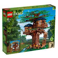 百亿补贴:LEGO 乐高 Ideas系列 21318 森林之树小屋