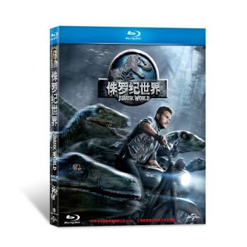 上海新索音乐有限公司 侏罗纪世界(蓝光碟 BD50) (蓝光BD、1)