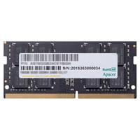 百亿补贴:Apacer 宇瞻 经典系列 DDR4 2666频率 笔记本内存条 8GB