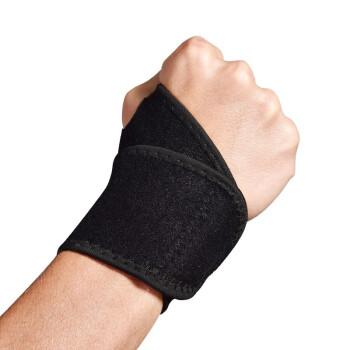 Wspen HW-4328 健身护腕 (黑色)