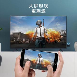 毕亚兹 无线同屏器手机投屏器5G双频 苹果平板转电视投影仪HDMI推送 【5G游戏级传输】R23