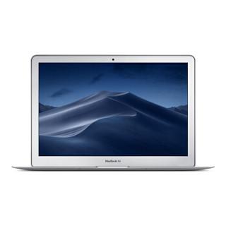 Apple 苹果 A1466 2017年款MacBook Air 13.3英寸笔记本电脑 (银色、13.3、第五代智能英特尔酷睿i5处理器、其它、8GB、集成显卡、1440 x 900)