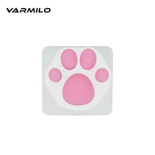 Varmilo 阿米洛 ZOMO 粉色猫爪键帽 ABS塑料版