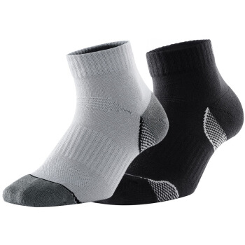 KAILAS 凱樂石COOLMAX  男款徒步襪 2雙裝