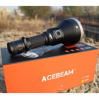 ACEBEAM T27 多性能型战术手电 冷白6000K