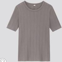 UNIQLO 优衣库 428476 女士圆领短袖T恤