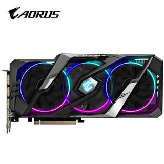 GIGABYTE 技嘉 超级雕 AORUS GeForce RTX 2070 SUPER 显卡 8GB