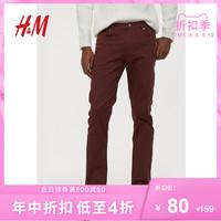 H&M HM0721390 男装休闲裤
