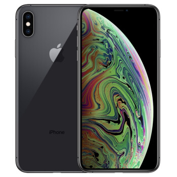 Apple iPhoneXs Max  512G 深空灰色 全网通 苹果Xs Max手机