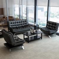 顺富美(SHUNFUMEI)三人位沙发床 办公沙发床多功能折叠沙发 办公会客休息两用沙发