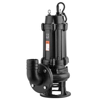 沪大100WQ60-40-15 (两极)污水泵15KW电压380v 国标铜线口径4/100MM