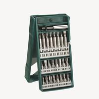 博世Bosch电动螺丝刀批头 电钻十字批头 25支X型螺丝批头套装2 607 019 676现货