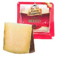 盖博 Garcia BaQuero 伊比利亚6个月干酪150g*1 羊奶发酵 西班牙原装进口 原制奶酪