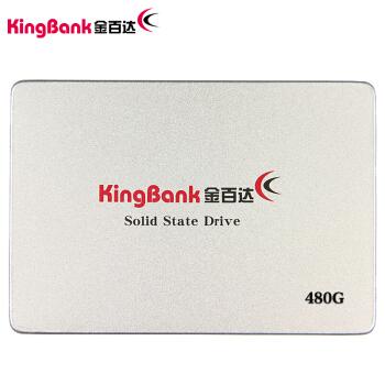 KINGBANK 金百达 KP330 固态硬盘 480GB SATA接口