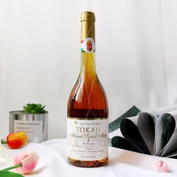 PAULCAKI 保罗酒庄 托卡伊阿苏 甜白葡萄酒 3P 500ml
