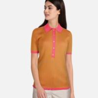 银联专享:BURBERRY 博柏利 8001483 女士针织Polo衫