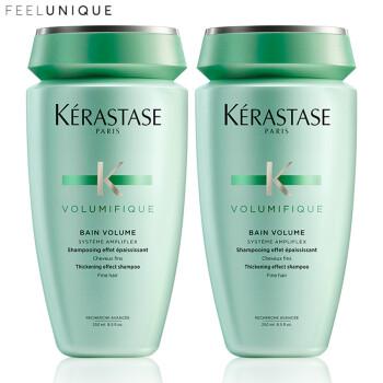 KÉRASTASE 卡诗 强韧修护洗发水 250ml *2瓶