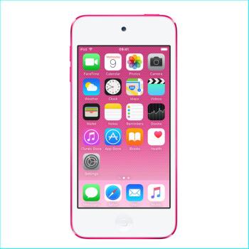 Apple 苹果 ipod Touch 128G 粉色 MKWK2CH/A
