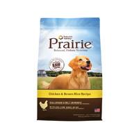 Nature's Variety 百利 Prairie 大草原系列 鸡肉糙米全犬粮 27磅(12.25kg)