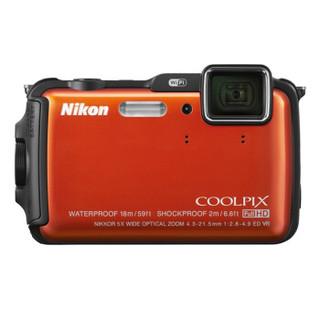 Nikon 尼康 COOLPIX AW120S WIFI 三防数码相机