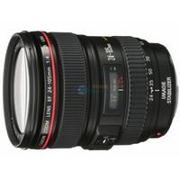 Canon 佳能 EF 24-105mm f/4L IS USM 标准变焦镜头